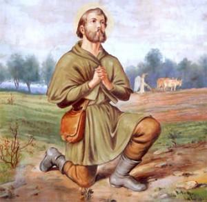 San Isidro Labrador, patrón de los agricultores